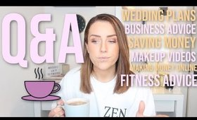 OLD SCHOOL YOUTUBE Q&A ☕️   ANSWERING YOUR QUESTIONS 🤔