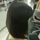 Long A-Line Bob-one of my favorites!