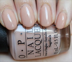 From the Oz the Great and Powerful Collection. See more swatches & my review here: http://www.swatchandlearn.com/opi-glints-of-glinda-swatches-review/