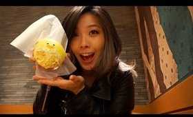 TOKYO // Day 5 + 6—Sick, Shibuya, Krispy Kreme!