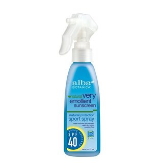 Alba Botanica Natural Very Emollient Sunscreen Spray