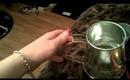 How to make a makeup brush holder (under $10)