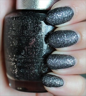 See my in-depth review & more swatches here: http://www.swatchandlearn.com/opi-ds-pewter-swatches-review/