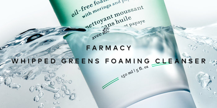 Shop Farmacy's Whipped Greens Cleanser on Beautylish.com