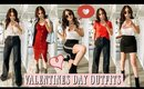 VALENTINES DAY 2019 OUTFIT IDEAS TRY ON HAUL
