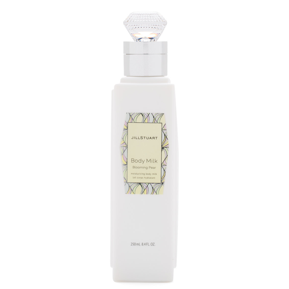 JILL STUART Beauty Body Milk Blooming Pear product smear.