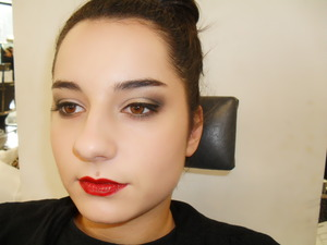 Makeup By Me. All Kryolan products used