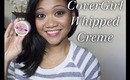 First Thoughts: CoverGirl Whipped Creme Foundation si: CoverGirl Whipped Creme Foundation