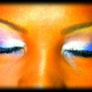 Purple & Blue Eyeshadow ♥