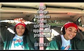yoga, happiness, school & life chat! Q&A