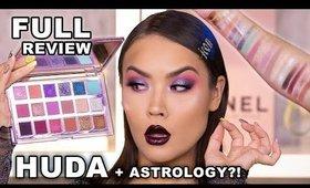 * NEW * HUDA BEAUTY MERCURY RETROGRADE - FULL REVIEW   Maryam Maquillage
