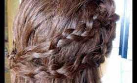 How To | Double Snake Braid Headband