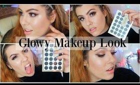 Glowy Makeup Look| Charley Boom Parker