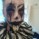Evil Jester (closeup)