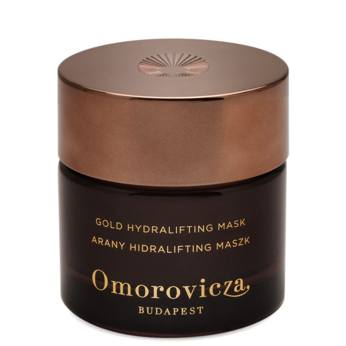 Omorovicza Gold Hydralifting Mask product swatch.