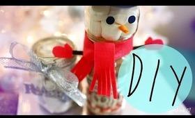 DIY Cute Holiday Gift Ideas Using Jars