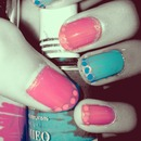 simple nails..