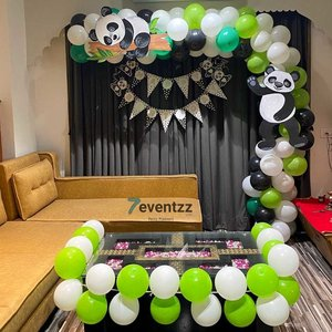 No matter what you are celebrating, few essential decor items have to be included. But to make your anniversary party celebration a grand romantic event, you must hire a reliable Party planner with exquisite taste. Visit this website to learn more about a party planner In Kolkata. https://www.7eventzz.com/kolkata/party-planner  Hanging decorations and streamers  Number balloons are a splendid idea to mark how many years of marriage you are celebrating. Colourful streamers coming down windows and doorways or cascading down walls will make the setting marvellous. Your anniversary is about to get more special as an enthusiastic Surprise Planner will put up an anniversary banner or garland.  Fabulous centrepieces  You must pick a single color or design for the plastic, paper or ceramic plates for a cohesive look. Use real glassware or utensils resembling glass to enhance their elegance. A striking table runner and table skirting can make the dining setting colourful. A little more color and sparkle can be added by sprinkling confetti on tables.  Cake topper/figurines  Deck out the anniversary cake with adorable toppers. The party cake and the cupcakes must display the party's theme with its toppers, icing color and embellishments. Candies in see-through jars will make the dessert table delicious-looking. If you choose candies in specific colors matching with the color theme of the party, the whole decor will become mesmerizing.  From signage, wall decor, balloon decorations to fancy cake, music and lighting, an innovative party planner can make your anniversary party purely magical. Surprise your partner and celebrate like royalty with sparkle, cake, wine, flowers and most importantly, love. To hire a balloon decorator in Kolkata, go to this website. https://www.7eventzz.com/kolkata  Author Resource:  Dipankar Banerjee writing about birthday balloon decoration, romantic room decoration and other event planning services. For more information regarding romantic room decor