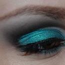 Twisted Mermaid Makeup Tutorial