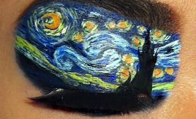 Meet the Van Gogh of Makeup