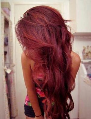 I've been wanting to dye my hair again, & I've chosen to go with this colour.. what do you ladies think? c: