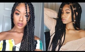 Braided Hairstyle Ideas for Winter 2019 & 2020