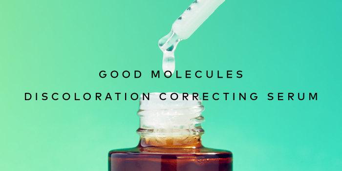Shop Good Molecules Discoloration Correcting Serum on Beautylish.com