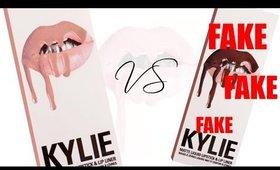 Aliexpress $2 Kylie Jenner Lip Kits - Fake VS Real + Swatches