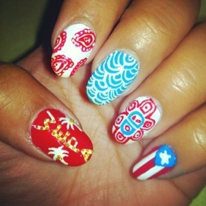 Cuz I'm Puerto Rican and Proud! Yup yup!
