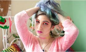Jeremy Scott's Digital Muse: Niki Takesh on Pastels, Fluoro Paint, and Hating Lip Gloss