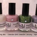 Calendar Girls Collection January- April