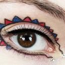 Bunting Makeup