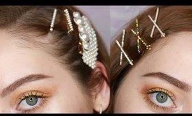 VSCO Girl Hair Clip Haul + Giveaway!