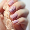 Pink Glittery Jelly