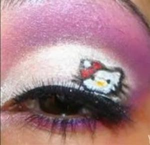 I love Hello Kitty, she's so cool!:)