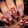 Christmas Nails