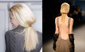 New York Fashion Week, Fall 2011: Moroccanoil at Vera Wang