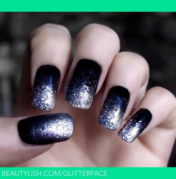 Nanu Nanu Ombre Nails | Glitterface x.\'s (glitterface) Photo ...