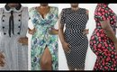 CURVY ROSEGAL DRESS TRY ON HAUL