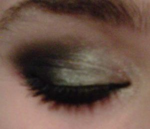 Silver and black :)