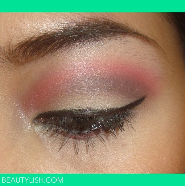 Black And Red Smokey Eye Angelique J S Makeupbylique