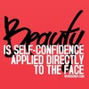 Beauty quote of the day.