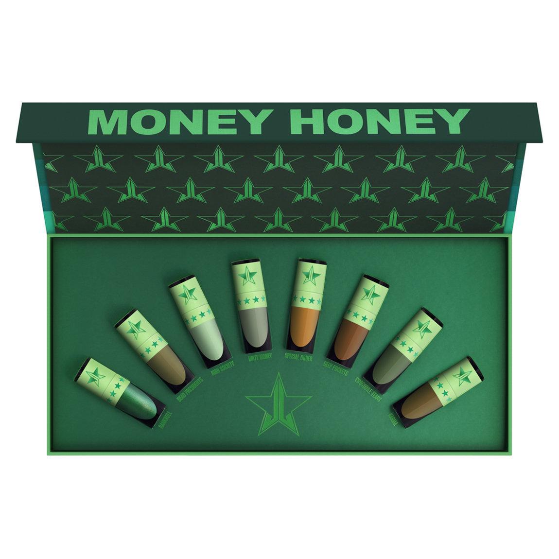 Jeffree Star Cosmetics Mini Green Bundle alternative view 1 - product swatch.