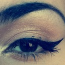 Eye look for today:)