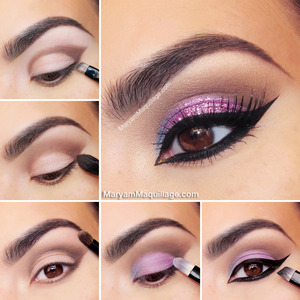 http://www.maryammaquillage.com/2013/11/fit-for-queen-exotic-makeup-headpiece.html