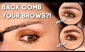 This Brow Hack Gives You Fuller Brows | Bailey B.