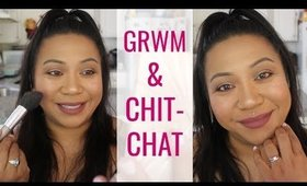GRWM & Chit-Chat (7.9.19) | Tina Roxanne