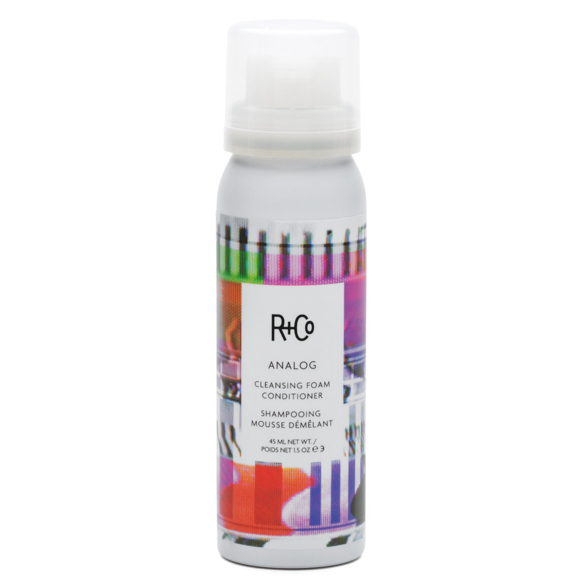 R+Co Analog Cleansing Foam Conditioner  1.5 oz alternative view 1 - product swatch.
