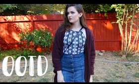 OUTFIT OF THE DAY   OCTOBER 2018