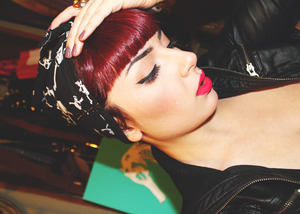 Rockabilly makeup www.saraashouri.net